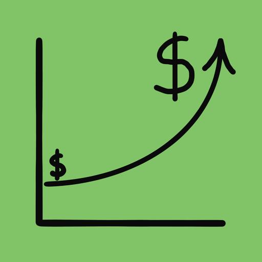 Easy Compound Interest app icon